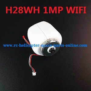 JJRC H28 H28C H28W H28WH quadcopter spare parts H28WH 1MP WIFI camera (White)