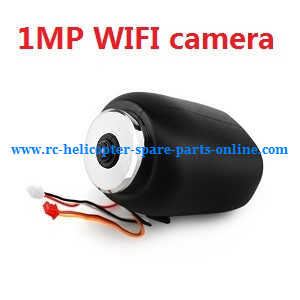 JJRC H28 H28C H28W H28WH quadcopter spare parts 1MP WIFI camera (Black)