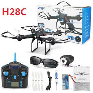 JJRC H28C RC quadcopter with 1MP camera