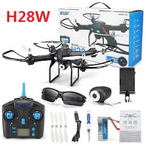 JJRC H28W RC quadcopter with 1MP WIFI camera