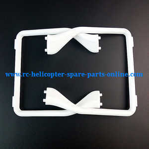 JJRC H28 H28C H28W H28WH quadcopter spare parts undercarriage (White)