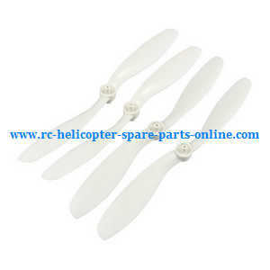 JJRC H28 H28C H28W H28WH quadcopter spare parts main blades (White)