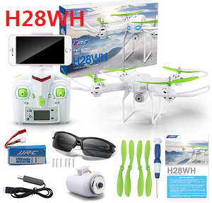 JJRC H28WH RC quadcopter with 1MP WIFI camera