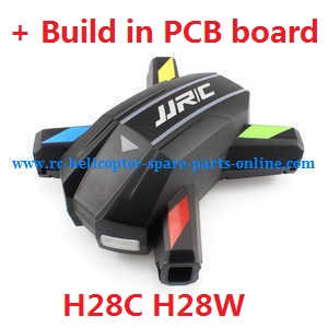 JJRC H28 H28C H28W H28WH quadcopter spare parts upper and lower cover + PCB board (Set) H28WH