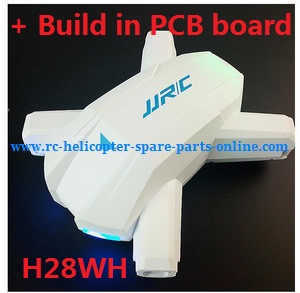 JJRC H28 H28C H28W H28WH quadcopter spare parts upper and lower cover + PCB board (Set) H28C H28W