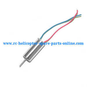 JJRC H37 H37W E50 E50S quadcopter spare parts main motor (Red-Blue wire)
