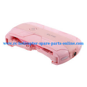 JJRC H37 H37W E50 E50S quadcopter spare parts upper and lower cover (Pink)