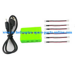 JJRC H37mini RC quadcopter spare parts 1 to 6 charger box and connect wire