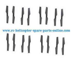 JJRC H37mini RC quadcopter spare parts main blades 4sets