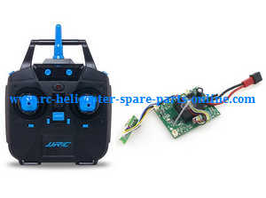 JJRC H38 H38WH RC quadcopter spare parts PCB board + Transmitter
