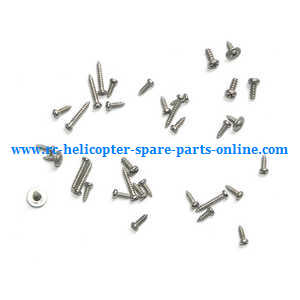 JJRC H38 H38WH RC quadcopter spare parts screws