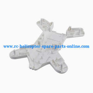 JJRC H39 H39WH RC quadcopter spare parts lower cover (White)
