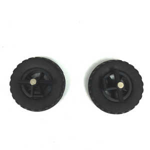 JJRC H40WH RC quadcopter spare parts steering wheels 2pcs