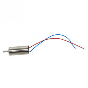 JJRC H42 H42WH RC quadcopter drone spare parts main motor (Red-Blue wire)