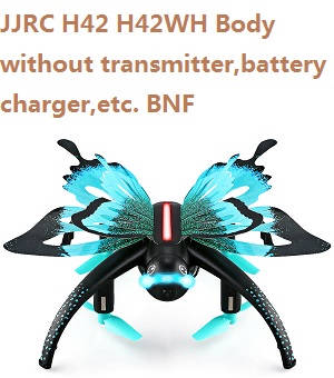 JJRC H42 H42WH Body without transmitter,battery,charger,etc. BNF