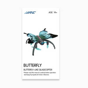 JJRC H42 H42WH RC quadcopter drone spare parts English manual book