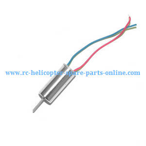 JJRC H49WH H49 RC quadcopter spare parts main motor (Red-Blue wire)