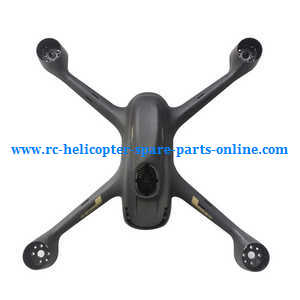 Hubsan H501 H501S H501S-S RC Quadcopter spare parts body cover (Black)