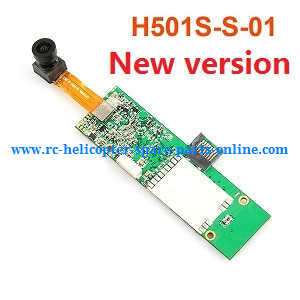 Hubsan H501 H501S H501S-S RC Quadcopter spare parts 1080P 5.8G camera (New version H501S-S-01)