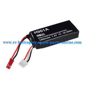 Hubsan H501 H501S H501S-S RC Quadcopter spare parts transmitter battery 7.4V 1400mAh