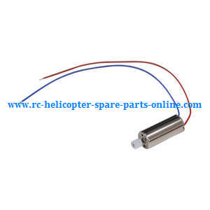 Hubsan H502T H502C RC Quadcopter spare parts main motor (Red-Blue wire)