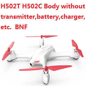 Hubsan H502T Body without transmitter, battery, charger,etc. BNF