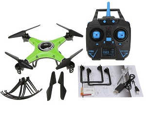 JJRC H5M Music Drones : RC Helicopter, Spare Parts