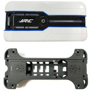 JJRC H61 RC quadcopter drone spare parts upper and lower cover (White)