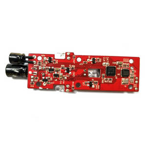 JJRC H61 RC quadcopter drone spare parts PCB receiver board