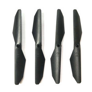 JJRC H61 RC quadcopter drone spare parts main blades