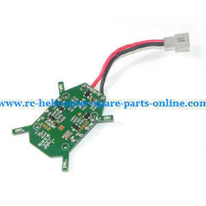 JJRC H6C H6D H6 quadcopter spare parts PCB board
