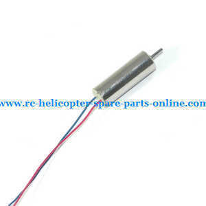 JJRC H6C H6D H6 quadcopter spare parts main motor (Red-Blue wire)
