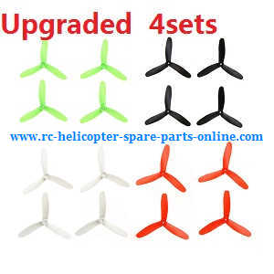 JJRC H7 quadcopter spare parts main blades (Upgraded) 4sets