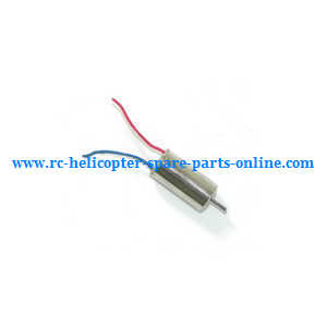 JJRC H7 quadcopter spare parts main motor (Red-Blue wire)