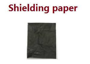JJRC H73 RC Quadcopter spare parts shielding paper