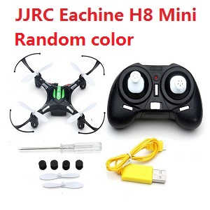 JJRC Eachine H8 Mini RC quadcopter (Random color)