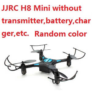 JJRC Eachine H8 Mini body without transmitter,battery,charger,etc. (Random color)