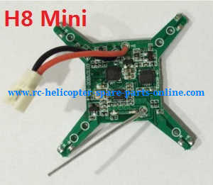 JJRC Eachine H8 Mini H8C Mini quadcopter spare parts receive PCB board (H8 Mini)