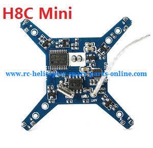 JJRC Eachine H8 Mini H8C Mini quadcopter spare parts receive PCB board (H8C Mini)