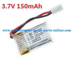 JJRC Eachine H8 Mini H8C Mini quadcopter spare parts battery 3.7V 150mAh