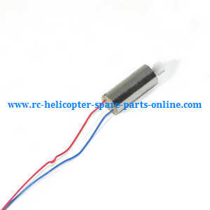 JJRC H98 H98WH quadcopter spare parts main motor (Red-Blue wire)