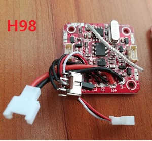 JJRC H98 H98WH quadcopter spare parts PCB board (H98)