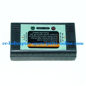Huan Qi HQ823 helicopter spare parts balance charger box