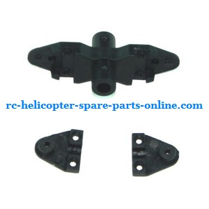 Huan Qi HQ823 helicopter spare parts lower main blade grip set