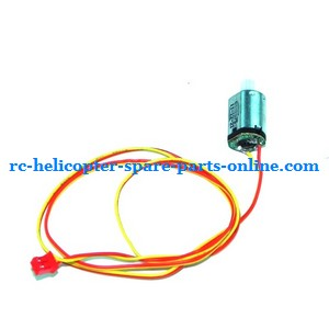 Huan Qi HQ 848 848B 848C RC helicopter spare parts tail motor