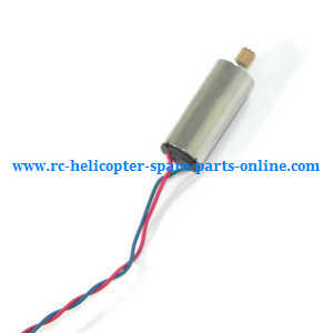 JJRC Q222 DQ222 Q222-G Q222-K quadcopter spare parts main motor (Red-Blue wire)