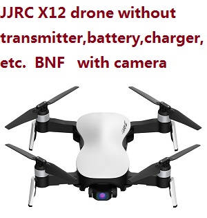 JJRC X12 drone body without transmitter,battery,charger,etc. White or Black color BNF