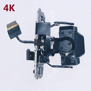 JJRC X12 RC quadcopter drone spare parts 4K camera gimbal module set