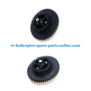 JTS 825 825A 825B RC helicopter spare parts gear-driven