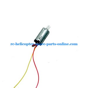 JTS 825 825A 825B RC helicopter spare parts tail motor